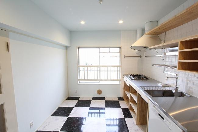後 キッチン2